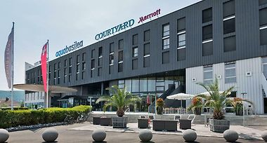 Courtyard By Marriott Basel photos Exterior Courtyard by Marriott Basel
