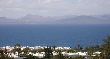 Playa Blanca Villa Playa Blanca Lanzarote Spain From