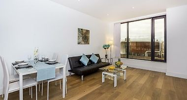 Cornwall House Apartments Slough United Kingdom From