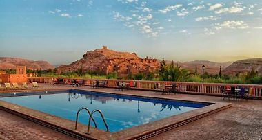 Hotel La Kasbah Ait Benhaddou 3 Morocco From Us 53