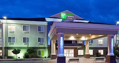 Holiday Inn Express And Suites Dickinson photos Exterior Holiday Inn Express & Suites - Dickinson