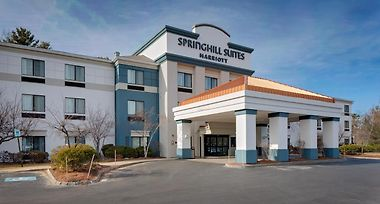 Springhill Suites Manchester-Boston Regional Airport photos Exterior Hotel information