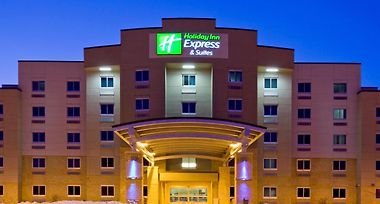 Holiday Inn Express Hotel & Suites Mankato East photos Exterior Holiday Inn Express Hotel & Suites Mankato East