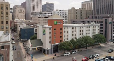 Holiday Inn Express New Orleans Downtown photos Exterior Holiday Inn Express New Orleans Downtown