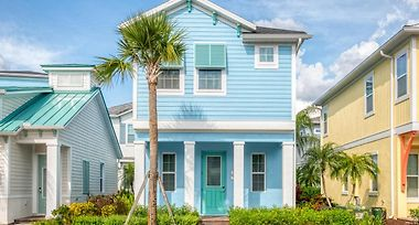 Attractive Cottage With Hotel Amenities, Near Disney At Margaritaville 3037Sp photos Exterior