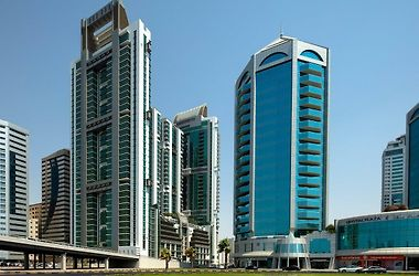 Four Points By Sheraton Sharjah photos Exterior
