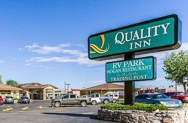 Quality Inn Navajo Nation photos Exterior