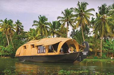 Pamba House Boat By Vista Rooms photos Exterior Pamba House Boat by Vista Rooms