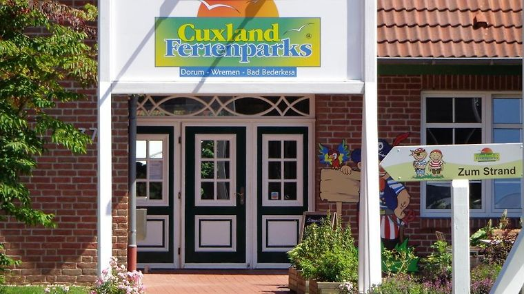 Hotel Cuxland Ferienpark Dorum 3 Germany From Us 101 Booked