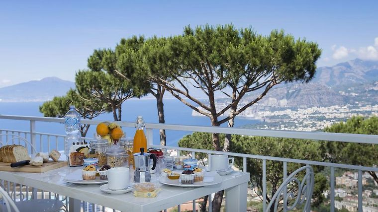 Hotel Le Terrazze Sorrento 3 Italy From Us 558 Booked