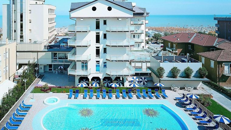 Hotel Universal Cervia 4 Italy From Us 137 Booked