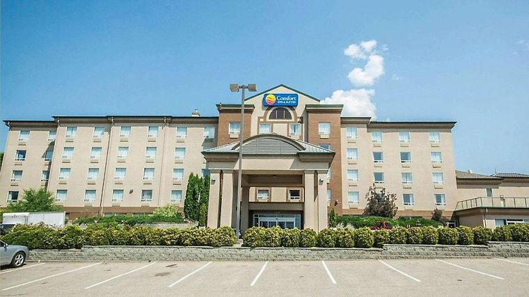Hotel Comfort Inn Suites Salmon Arm 2 Canada From Us 124 Booked