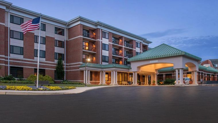 Hotel Courtyard By Marriott Newark University Of Delaware Newark De 3 United States From Us 220 Booked