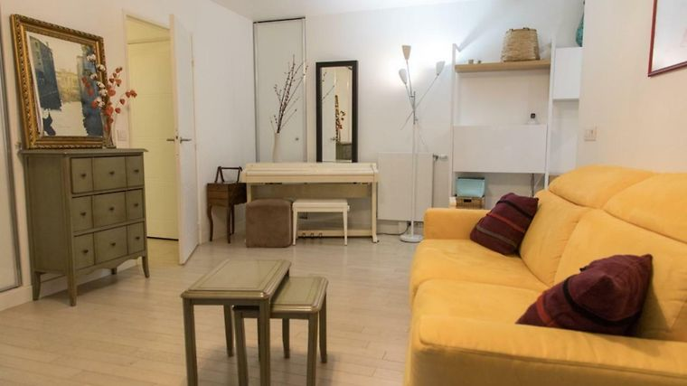 Hotel Hostnfly Apartments Very Nice Apartment Near Bercy Paris France From Us 282 Booked