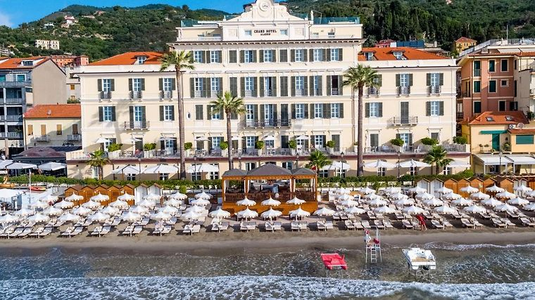 GRAND HOTEL ALASSIO RESORT & SPA ALASSIO 5* (Italy) - from US$ 437 | BOOKED